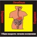 Обмен веществ - Лечение Воспаления (здоровье) - аудио CD к машине для зарядки воды в ванной и для зарядки бейджиков