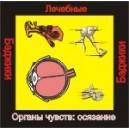 Органы Чувств - Осязание (здоровье) - аудио CD к машине для зарядки воды в ванной и для зарядки бейджиков