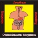 Обмен веществ - Похудание (здоровье) - аудио CD к машине для зарядки воды в ванной и для зарядки бейджиков