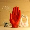 Свеча «Рука» притяжение суженого/суженой