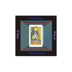 Восьмерка Чаш - аудио CD